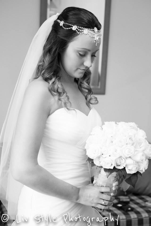 Heather's wedding 1